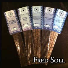 Fred Soll Resin on a Stick