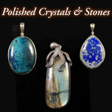 Jewelry - Polished Crystals & Stones