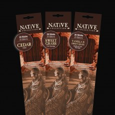 Native Collection Incense