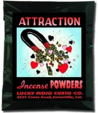 Attraction Incense Powder