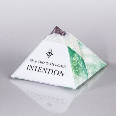 Intention CBD Bath Bomb with Crystal