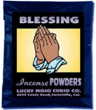 Blessing Incense