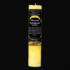 Mercury Retrograde Blessed Herbal Candle