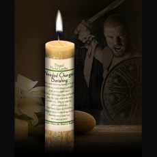 Needed Change/Banishing Blessed Herbal Candle Needed Change/Banishing Blessed Herbal Candle