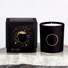 Moon Phase New Moon Soy Candle