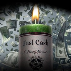 Fast Cash - Wicked Witch Mojo Candle