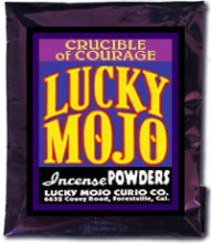 Crucible of Courage Incense