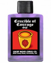 Crucible of Courage Hoo Doo Oil