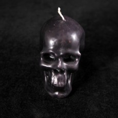 Skull Candle - Black