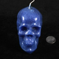 Skull Candle -  Blue
