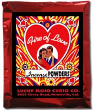 Fire of Love Incense