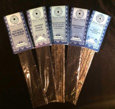 Cedar & Juniper Berry Incense