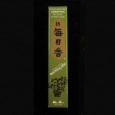 Morning Star Green Tea Incense