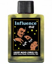 Influence Hoodoo Oil