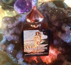 Goddess of Love Oil