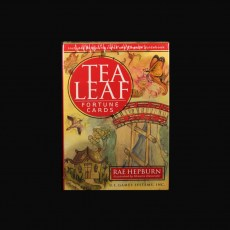 Tea Leaf Oracle Cards