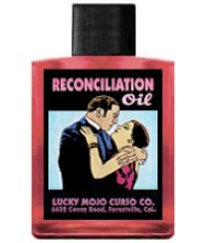Reconciliation Hoo Doo Oil